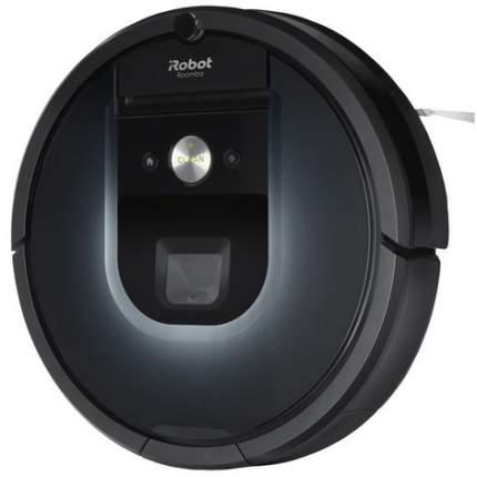 Робот-пылесос iRobot Roomba 981 Black/Blue