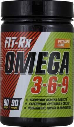 FIT-Rx Omega 3-6-9 (90 капс.)
