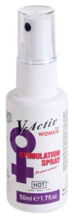 Стимулирующий спрей Hot V-activ для женщин 50 мл