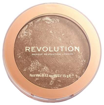 Бронзер Makeup RevolutionRevolution Bronzer Reloaded Take a Vacation 15 г