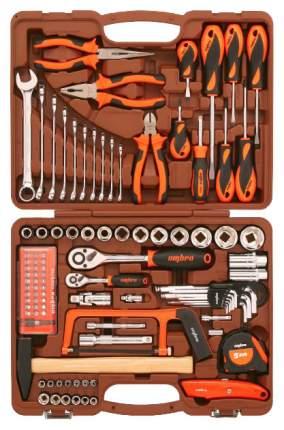 Набор инструментов Ombra OMT101S 101 предмет, 55006