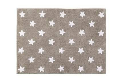 Lorena canals ковер stars бежевый с белым 120*160