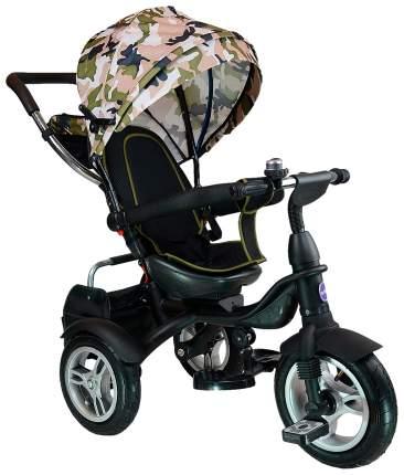 Велосипед трехколесный Farfello TSTX6688-4 камуфляж зеленый