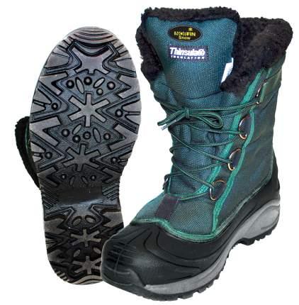 Ботинки для рыбалки Norfin Snow, 40/40 RU, green