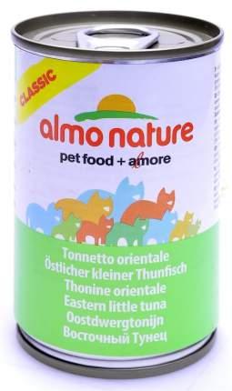 Консервы для кошек Almo Nature Classic тунец, 140г