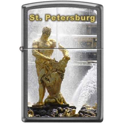Зажигалка Zippo 28378 Peterhof Gray Dusk