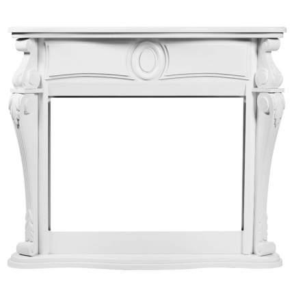 Деревянный портал для камина Electrolux Ovatio 26/30 Белый