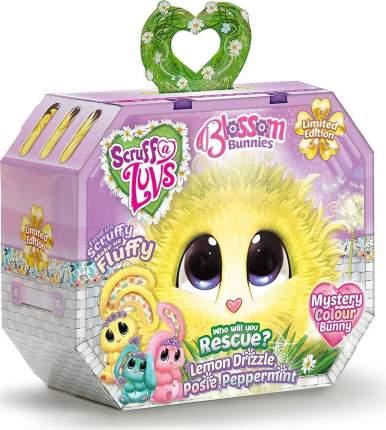 Мягкая игрушка IMC Toys Пушистик-потеряшка Scruff-a-Luvs Цветочный кролик 635SEA