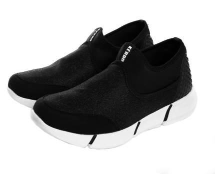 Кроссовки женские Keddo черные 38 RU