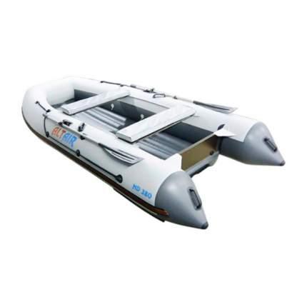 Надувная лодка ALTAIR HD 380 НДНД с фальшбортом