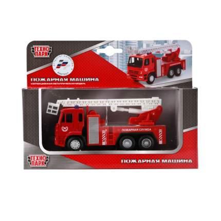 Пожарная машина Технопарк