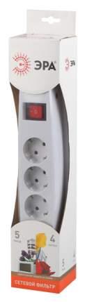 Сетевой фильтр ЭРА SF-5es-2m-W