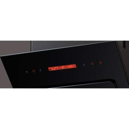 Вытяжка наклонная Shindo Pallada Sensor 90 B/BG 4ETC Silver/Black