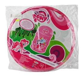 """Корзина для игрушек Играем Вместе """"My Little Pony"""" xdp-17915-r"""