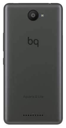 Смартфон BQ U Lite 4G 16Gb Black/Anthracite Grey (C000250)