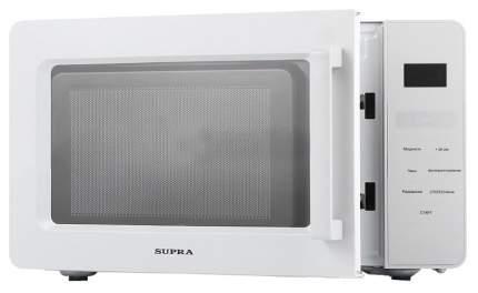 Микроволновая печь соло Supra MWS-2103SS silver