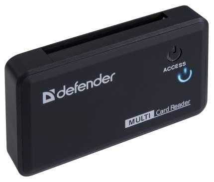 Устройство для чтения карт памяти Defender Optimus Черный