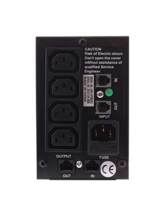 Источник бесперебойного питания CROWN CMU-SP500 IEC Серый, Black