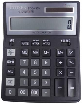 Калькулятор CITIZEN SDC-435N