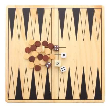 Настольная игра Tactic Games Нарды коллекционная серия (40219)