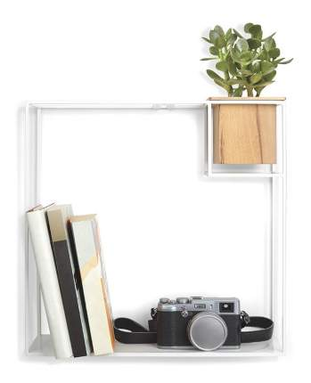 Полка декоративная Umbra Cubist 470754-660