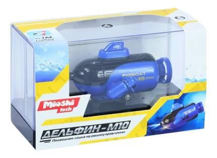 Mioshi Подводная лодка Дельфин-М10, 10 см (MTE1205-007)
