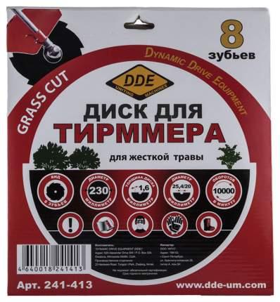Диск режущий для триммера DDE GRASS CUT 241-413