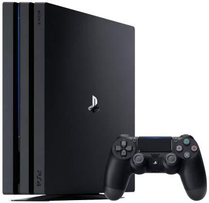 Игровая приставка Sony PlayStation 4 500Gb Черный