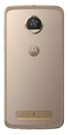Смартфон Motorola Z2 Play 64Gb Gold (XT1710-09)