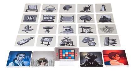 Семейная настольная игра GaGaGames Кодовые имена Картинки