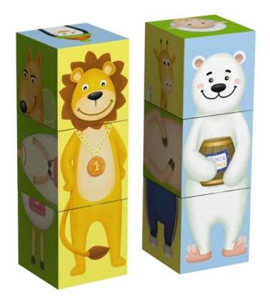 Детские кубики STELLAR Потешные