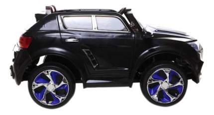 Электромобиль Audi Tuning Sport Lux черный Kids Car