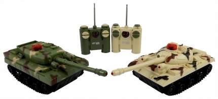Радиоуправляемый танк Zhorya со звуковыми эффектами zyb-b0491
