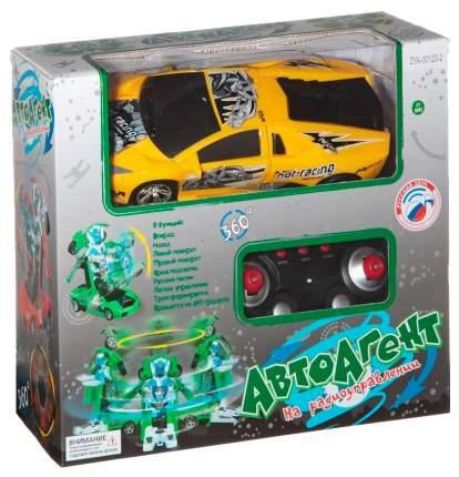 Машина трансформер радиоуправляемая автоагент на аккум 9 функций Zhorya ZYA-00123-2
