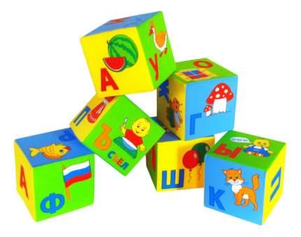Кубики Азбука Мякиши Р48454
