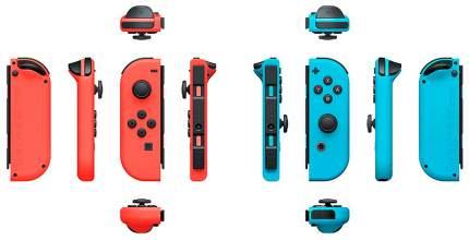 Контроллеры Nintendo Joy-Con 2510166 Red/Blue