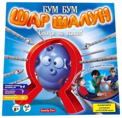 "Настольная игра Family Fun ""Шар Шалун"""