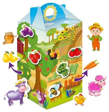 Семейная настольная игра Vladi Toys Живу на ферме VT1312-01