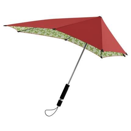 Зонт-трость полуавтомат Senz Original Tropical Leaves