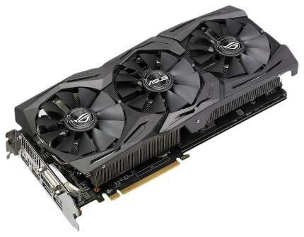 Видеокарта ASUS ROG Strix Radeon RX 580 (ROG-STRIX-RX580-T8G-GAMING)