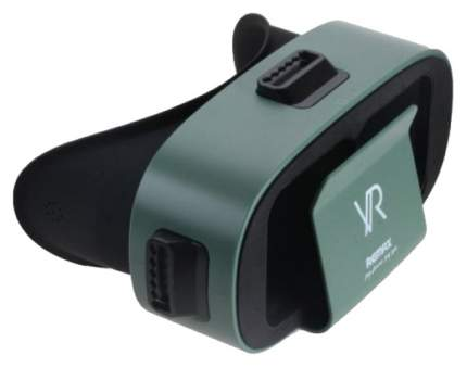 Очки виртуальной реальности Remax VR Box RT-V05 5,5 дюймов Green