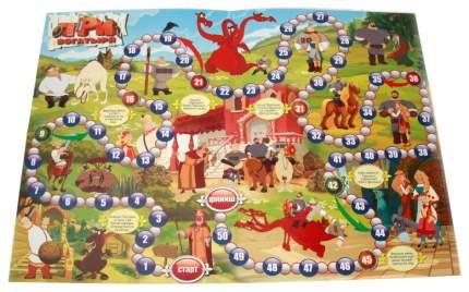 Семейная настольная игра Умка Три Богатыря