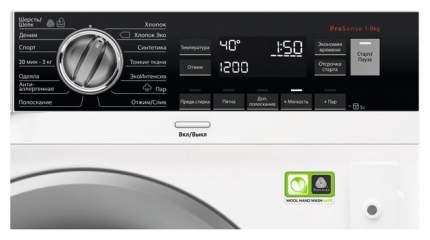 Встраиваемая стиральная машина Aeg 8000 L8FBE48SRI