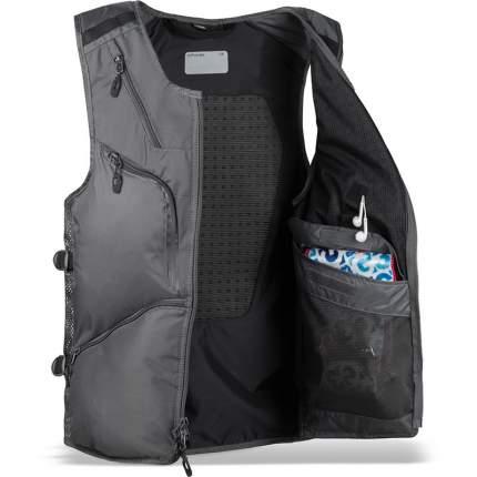 Рюкзак для лыж и сноуборда Dakine Bc Vest Small, charcoal, 34 л