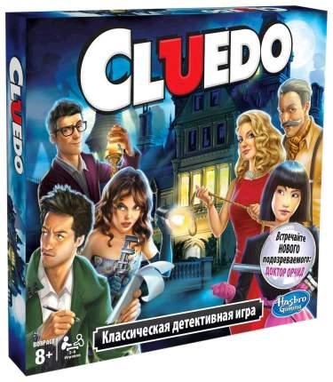 Игра настольная Hasbro Клуэдо 8+
