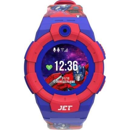 Детские смарт-часы Jet Kid Optimus Prime Red/Red