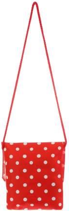 Детская сумка Девочка 02, красная
