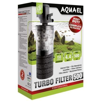 Фильтр для аквариума внутренний Aquael Turbo filter 500, 500 л/ч, 4,4 Вт