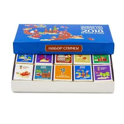 Спички сувенирные бытовые Красный Маяк 6 40 шт в упаковке