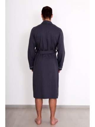 Мужской облегченный халат из трикотажа LikaDress 5550, р.58